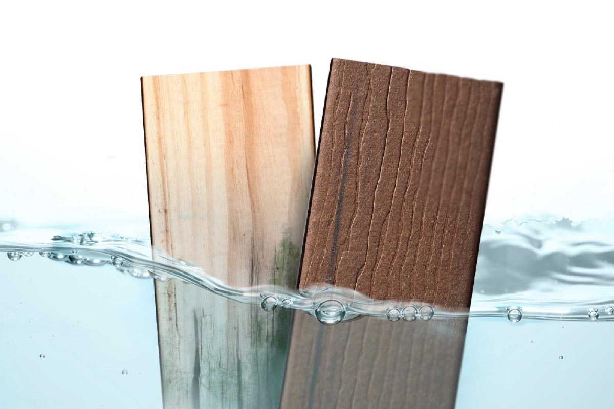 Wood Vs Composite Decking Let S Compare Moistureshield