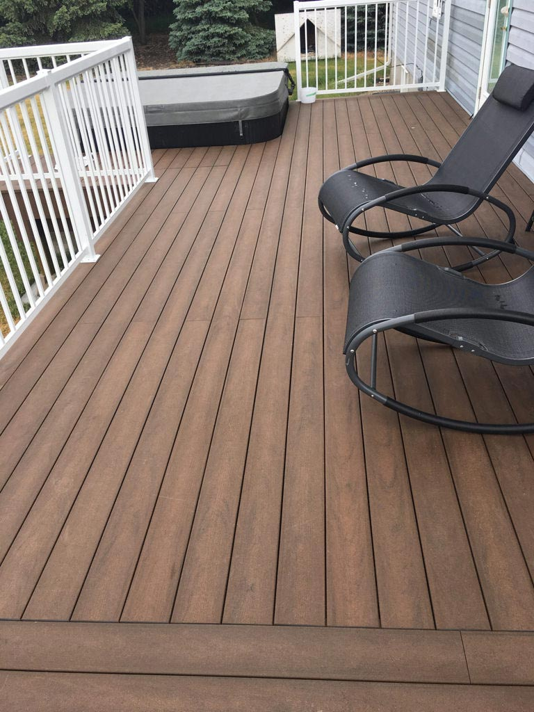 Infuse decking