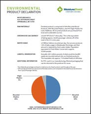 AERT Environmental Product Declaration preview