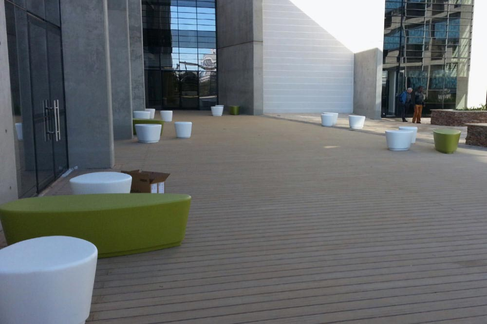 Commercial Decking